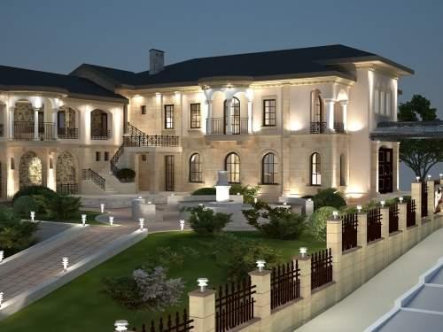 Итальянский двор и палаццо. Ресторанный комплекс «Гостиный двор Tonio»