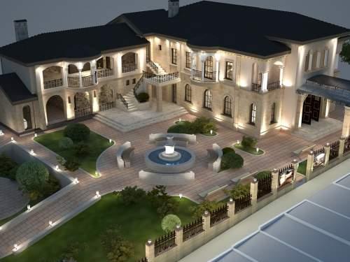 В духе эпохи ренессанса - «Гостиный двор Tonio»