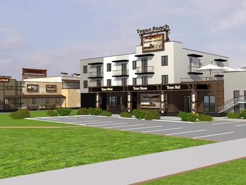 Мотель «Texas Ranch»