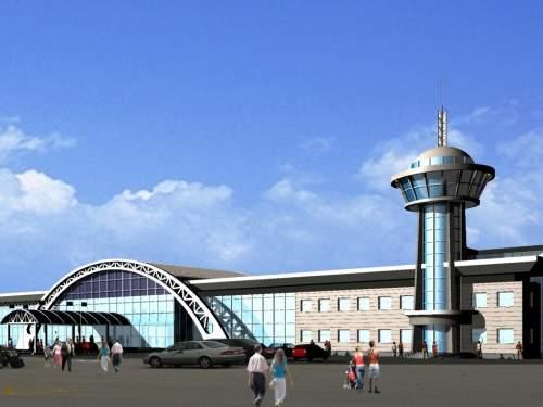 Новый аэропорт для Львова