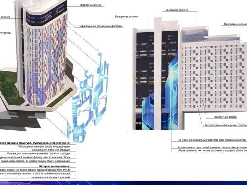 Digital-фасад. Интерактивная архитектура