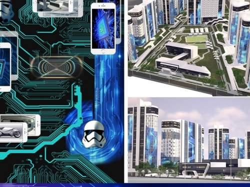Синтез архитектуры и IT-технологий
