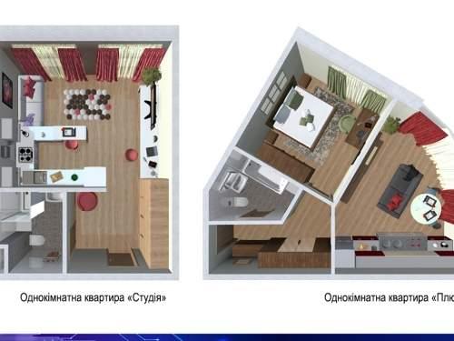 Смарт-квартиры для айтишников