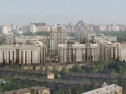 Новый зонинг Соцгородка в Киеве. Современная застройка взамен хрущёвок