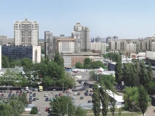 Реконструкция микрорайона в Киеве с заменой устаревшего жилого фонда. Современные кварталы взамен Соцгородка