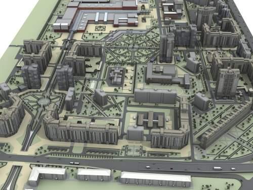 Декоммунизация городской среды. Замена кварталов устаревшего жилого фонда в Киеве
